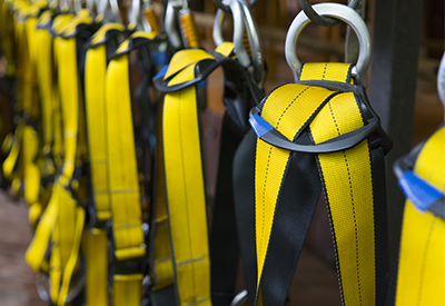 Image of Fall protection equipment